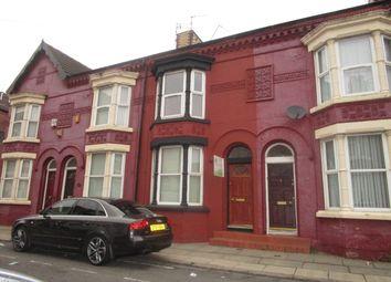 Thumbnail 3 bed terraced house to rent in Wulstan Street, Walton
