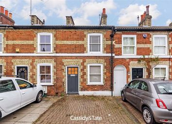 Thumbnail 2 bedroom terraced house to rent in Lattimore Road, St Albans, Hertfordshire