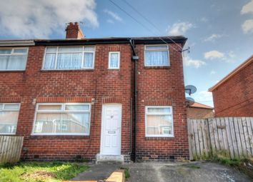 Thumbnail 3 bed flat for sale in Howdene Road, Denton Burn, Newcastle Upon Tyne