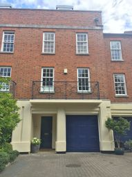 Thumbnail 5 bedroom town house for sale in Hawkins Court, Quayside Walk, Marchwood, Southampton