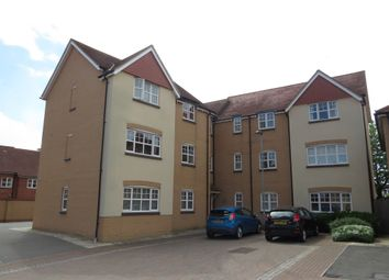 Thumbnail 2 bed flat for sale in Pascal Close, Northampton