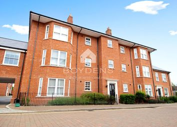 Thumbnail 2 bed flat to rent in Caesar Court, Roman Circus Walk, Colchester, Essex