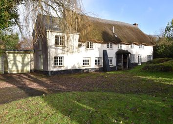 4 bed detached house for sale in Plymtree, Cullompton EX15