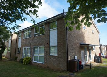 Thumbnail 2 bedroom flat for sale in Hampton Close, Stevenage