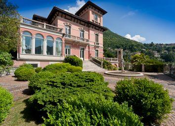Thumbnail 4 bed villa for sale in Como, Cernobbio, Como, Lombardy, Italy