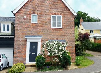 Thumbnail 3 bed link-detached house for sale in Horstead, Norwich, Norfolk