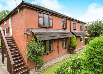 Thumbnail 1 bedroom flat for sale in Fernleigh, Northwich