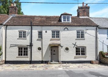 Thumbnail 4 bed terraced house for sale in High Street, Child Okeford, Blandford Forum, Dorset