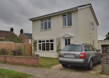 Thumbnail 4 bed detached house for sale in Goring Road, Ipswich, Suffolk