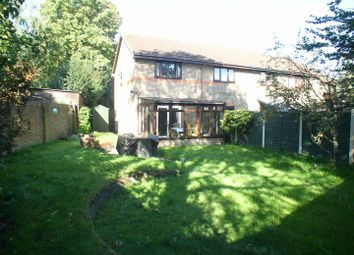 Thumbnail 2 bed end terrace house to rent in Audley Firs, Hersham, Walton-On-Thames
