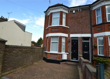 Thumbnail 3 bedroom end terrace house to rent in Kirby Road, Dunstable, Bedfordshire