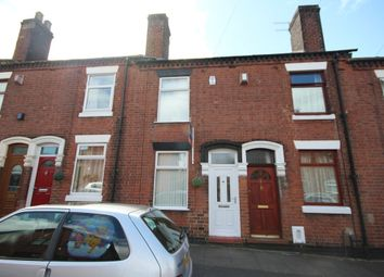 Thumbnail 2 bedroom terraced house for sale in Maud Street, Fenton, Stoke-On-Trent