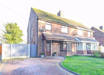 Thumbnail 3 bed semi-detached house for sale in Parkbourn Square, Maghull, Liverpool