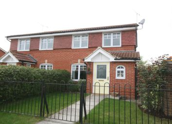 Thumbnail 3 bed semi-detached house to rent in Blackamoor Lane, Maidenhead