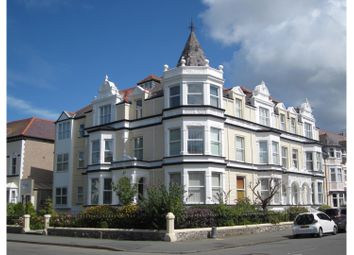 Thumbnail 2 bed flat for sale in Trinity Square, Llandudno