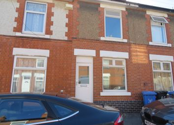 Thumbnail 2 bed terraced house for sale in Percy Street, Derby