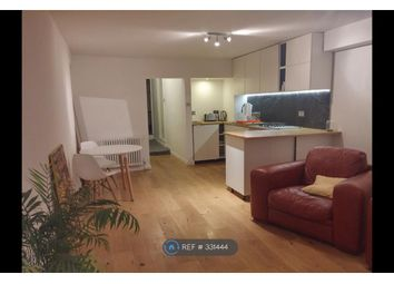 Thumbnail 1 bed flat to rent in D Brownlow Road, London