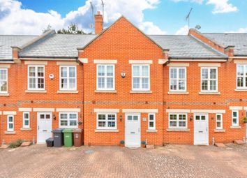 Thumbnail 2 bed terraced house for sale in Beningfield Drive, London Colney, St. Albans, Hertfordshire