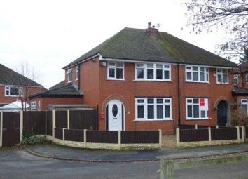 Thumbnail 3 bed semi-detached house for sale in Ealing Road, Great Sankey, Warrington