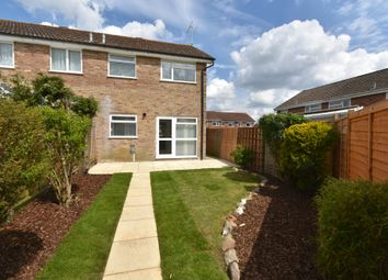 Thumbnail 3 bed end terrace house for sale in Clare Walk, Newbury