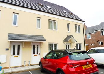 Thumbnail 3 bed link-detached house for sale in Maelfa, Llanedeyrn, Cardiff