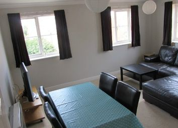 Thumbnail 2 bed flat to rent in Pashford Place, Ravenswood, Ipswich