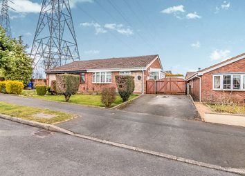 Thumbnail 2 bed bungalow for sale in Hollington Drive, Stoke-On-Trent