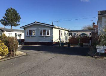 Thumbnail 2 bed mobile/park home for sale in Hambleton Country Park, Sower Carr Lane, Poulton-Le-Fylde