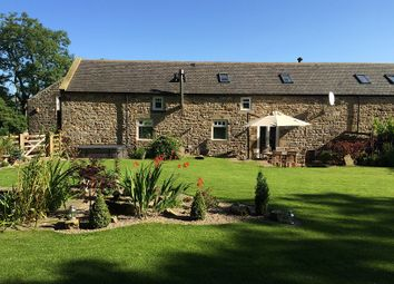 Thumbnail 4 bed barn conversion for sale in River Cottage, Hindhaugh, West Woodburn, Hexham, Northumberland