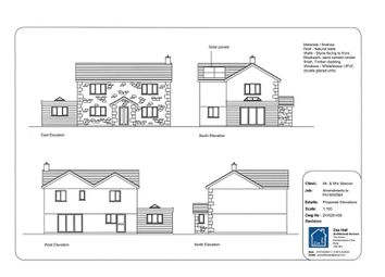 Thumbnail Land for sale in Penhallow, Truro