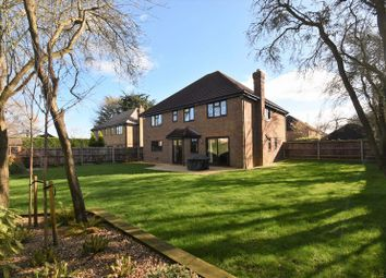 Thumbnail 5 bed detached house for sale in Kingswood Place, High Wycombe