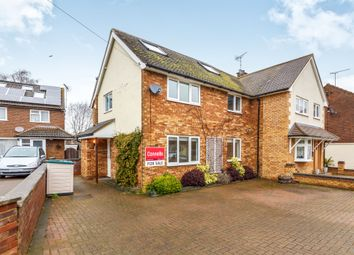 Thumbnail 5 bed semi-detached house for sale in Catham Close, St.Albans