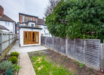 Thumbnail 2 bed flat to rent in Norbury Crescent, Norbury