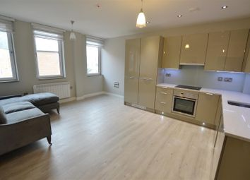 Thumbnail 1 bed flat to rent in High Street, Yiewsley, West Drayton