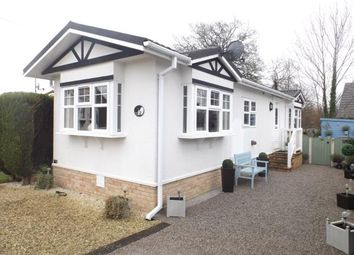 Thumbnail 2 bed mobile/park home for sale in Millfield Park, Old Tupton, Chesterfield, Derbyshire