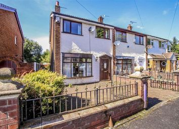 Thumbnail 3 bed end terrace house for sale in Westleigh Lane, Leigh, Lancashire