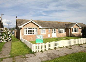 Thumbnail 3 bed semi-detached bungalow for sale in Warwick Place, Tywyn, Gwynedd