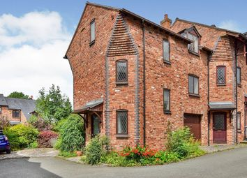 Thumbnail 3 bed end terrace house for sale in Roan House Way, Macclesfield, Cheshire
