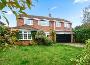 Thumbnail 4 bed detached house for sale in Mayflower Road, Whitehill, Hampshire