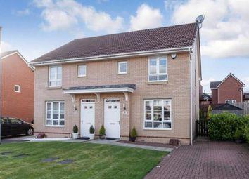 Thumbnail 3 bed semi-detached house for sale in Balbossie Lane, Ballerup Village, East Kilbride, South Lanarkshire