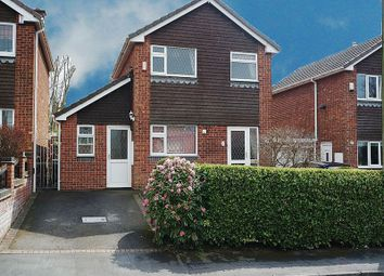 Thumbnail 3 bedroom detached house for sale in Ferndown Close, Lightwood, Stoke-On-Trent