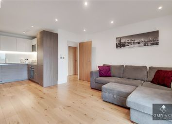 Thumbnail 1 bed flat for sale in Graham Apartments, Silverworks Close, London