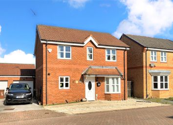 Thumbnail 4 bed detached house for sale in Easter Wood Close, Bransholme, Hull, East Yorkshire