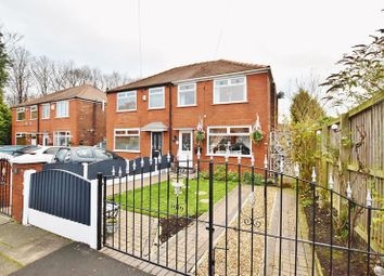 Thumbnail 3 bed semi-detached house for sale in Dale Avenue, Eccles, Manchester