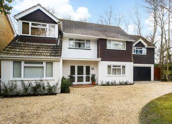 Thumbnail 5 bedroom property to rent in The Fairway, Weybridge