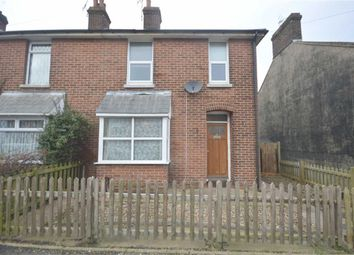 Thumbnail 3 bed end terrace house to rent in Pemberton Road, Ashford, Kent