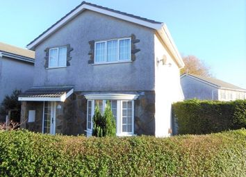 Thumbnail 3 bed detached house for sale in Hawthorn Way, Brackla, Bridgend.
