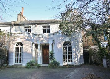 Thumbnail 6 bedroom semi-detached house for sale in Wellington Road, St John's Wood, London