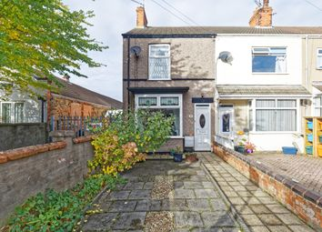 Thumbnail 2 bed semi-detached house for sale in Poplar Road, Cleethorpes