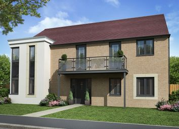 """Thumbnail 4 bedroom detached house for sale in """"The Raeburn"""" at Sir Bobby Robson Way, Newcastle Upon Tyne"""